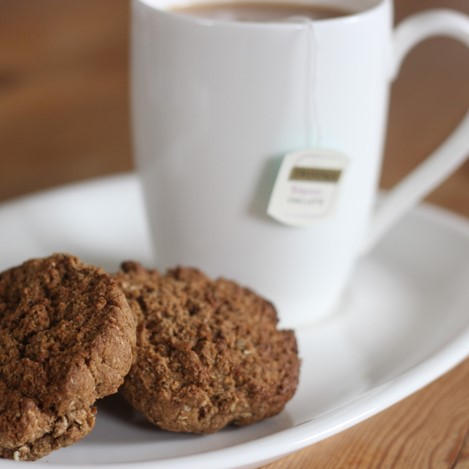 Spicy Digestive Biscuits - £0.75
