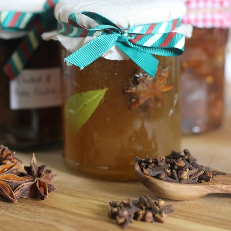 Spiced Winter Jelly - £1.50