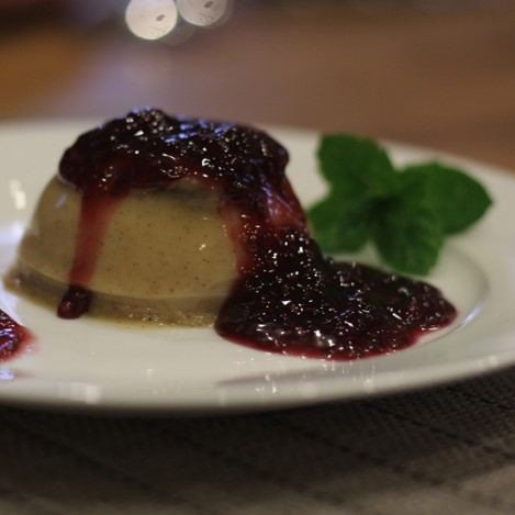 Plum Compote - £0.75