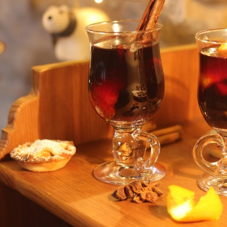 Mulled Wine - £2.00
