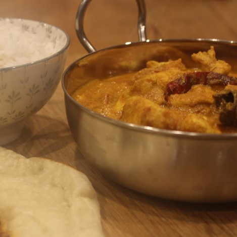 Dhaba-style Indian chicken - £2.25