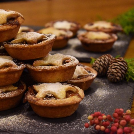 Mince Pies - £1.50