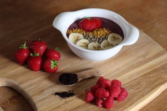 Acai Berry Smoothie Bowl