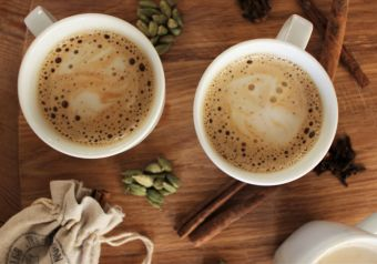 Chai spiced tea