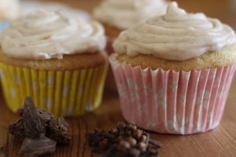Chai Spiced Frosting