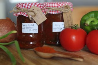 Tomato and Vegetable Chutney