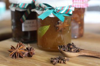 Spiced Winter Jelly